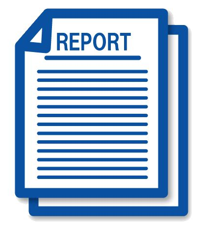 Reasons of writing a report